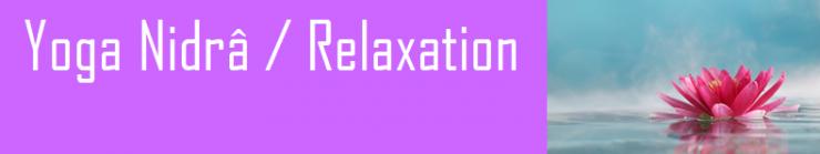 Banderole yoga nidra 1