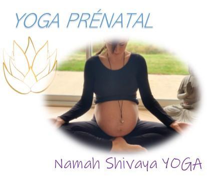 Logo yoga prenatal